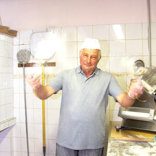Pizzaiolo - Leopoldo (Il Babbo)