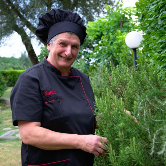 Chef - Sonia (La Mamma)